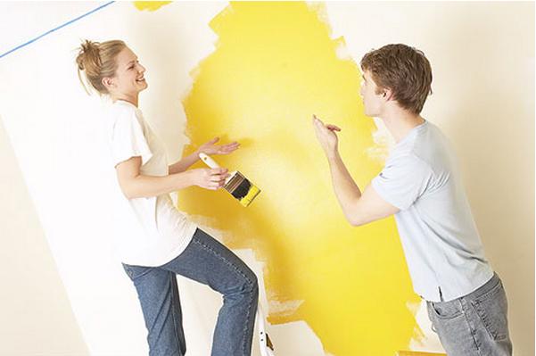 7 nguyên tắc chọn màu sơn nhà